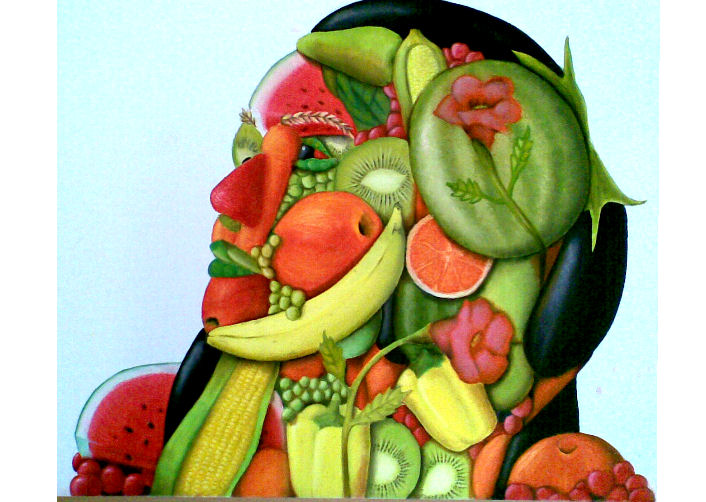 Fruit Face WIP 2008