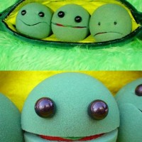 Pea Puppets