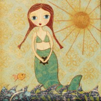 Mermaid by Sascalia