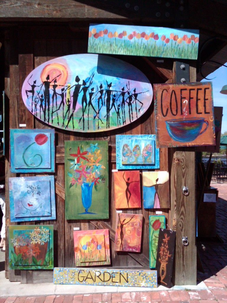 Coffee Garden in Savannah