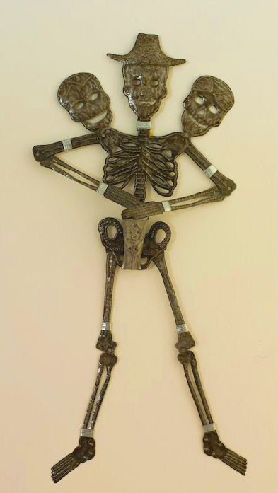 3 Headed Skeleton